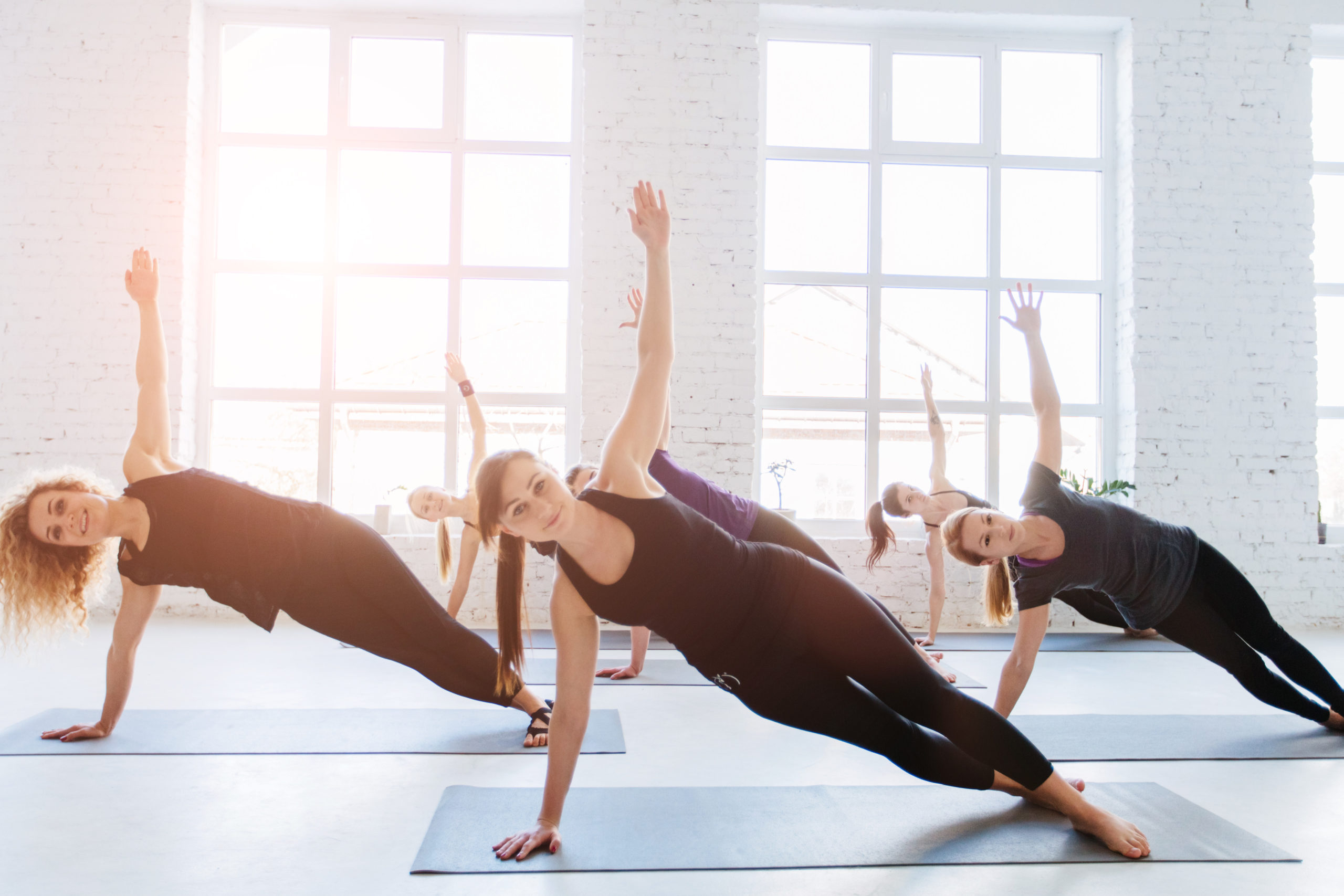 Afterwork Yoga